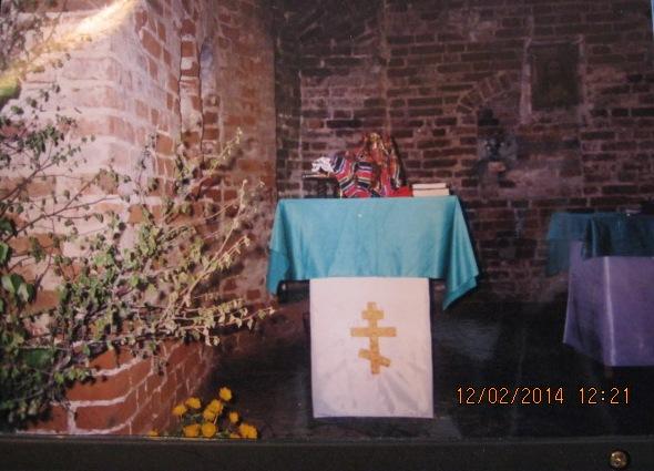 История : Храм в честь Благовещения Пресвятой Богородицы, село ...