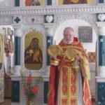 Престольный праздник храма. Усекновение честной  главы Пророка, Предтечи и Крестителя Господня Иоанна.