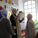 Поздравление священнику Сергию Пенькову с Днем рождения